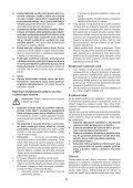 BlackandDecker Poncceuse Orbitale- Xta90ek - Type 3 - Instruction Manual (Slovaque) - Page 5
