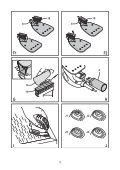 BlackandDecker Ponceuse Vibrante- Ka168k - Type 1 - Instruction Manual (Turque) - Page 3
