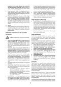 BlackandDecker Ponceuse Vibrante- Ka1000 - Type 1 - Instruction Manual (Turque) - Page 5