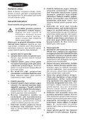 BlackandDecker Ponceuse A Bande- Ka88 - Type 3 - Instruction Manual (Turque) - Page 4