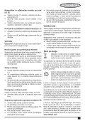 BlackandDecker Ponceuse Orbitale- Ka274ek(L) - Type 1 - Instruction Manual (Balkans) - Page 7