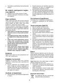 BlackandDecker Ponceuse Orbitale- Ka274ek(L) - Type 1 - Instruction Manual (Turque) - Page 6