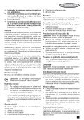 BlackandDecker Poncceuse Orbitale- Xta90ek - Type 3 - Instruction Manual (Balkans) - Page 7