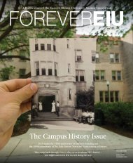 ForeverEIU_History_Portfolio
