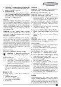 BlackandDecker Poncceuse Orbitale- Ka198 - Type 1 - Instruction Manual (Balkans) - Page 7