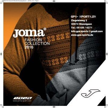 GPS Sports Joma INVICTUS Sportswear