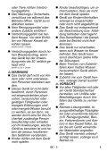 Karcher SC 2.500 C - manuals - Page 5