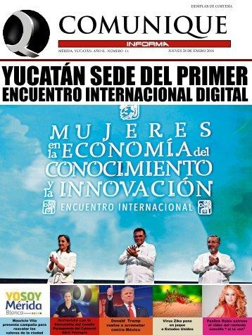 Comunique Informa onceava edición