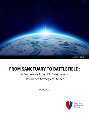 FROM SANCTUARY TO BATTLEFIELD