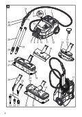 Karcher Nettoyeur vapeur SG 4/4 - manuals - Page 2