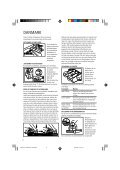 BlackandDecker Rabot- Kw715 - Type 3 - Instruction Manual (115 / 230 volt) - Page 6