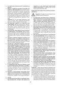 BlackandDecker Scie Sauteuse- Ks500 - Type 1 - Instruction Manual (la Hongrie) - Page 4