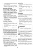 BlackandDecker Scie Sauteuse- Ks500 - Type 1 - Instruction Manual (la Hongrie) - Page 6