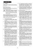BlackandDecker Scie Circulaire- Ks1400l - Type 2 - Instruction Manual (la Hongrie) - Page 4