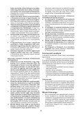 BlackandDecker Scie Circulaire- Ks1400l - Type 2 - Instruction Manual (la Hongrie) - Page 6