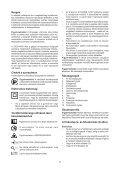 BlackandDecker Scie Circulaire- Ks1400l - Type 2 - Instruction Manual (la Hongrie) - Page 7