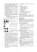 BlackandDecker Scie Sauteuse- Ks950slw - Type 1 - Instruction Manual (la Hongrie) - Page 7