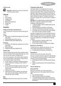 BlackandDecker Scie Sabre- Chs6000---A - Type H1 - Instruction Manual (Européen) - Page 7