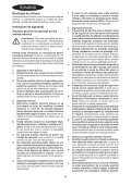 BlackandDecker Scie Sauteuse- Kstr8k - Type 1 - Instruction Manual (Roumanie) - Page 4
