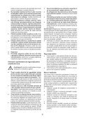 BlackandDecker Scie Sauteuse- Kstr8k - Type 1 - Instruction Manual (Roumanie) - Page 5