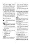 BlackandDecker Scie Sauteuse- Kstr8k - Type 1 - Instruction Manual (Roumanie) - Page 6