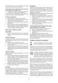 BlackandDecker Scie Sauteuse- Kstr8k - Type 1 - Instruction Manual (Roumanie) - Page 7