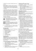 BlackandDecker Scie Sauteuse- Kstr8k - Type 1 - Instruction Manual (la Hongrie) - Page 6