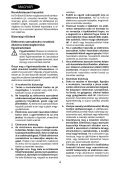 BlackandDecker Outil Oscillatoire- Mt250 - Type 1 - Instruction Manual (la Hongrie) - Page 4