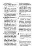 BlackandDecker Outil Oscillatoire- Mt250 - Type 1 - Instruction Manual (la Hongrie) - Page 5