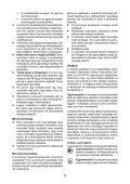BlackandDecker Outil Oscillatoire- Mt250 - Type 1 - Instruction Manual (la Hongrie) - Page 6