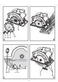 BlackandDecker Scie Circulaire- Cd602 - Type 1 - Instruction Manual (la Hongrie) - Page 2