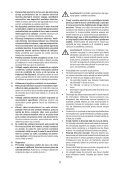 BlackandDecker Outil Oscillatoire- Hpl108 - Type H1 - Instruction Manual (Roumanie) - Page 5