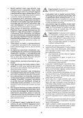BlackandDecker Outil Oscillatoire- Hpl108 - Type H1 - Instruction Manual (la Hongrie) - Page 5