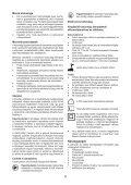BlackandDecker Outil Oscillatoire- Hpl108 - Type H1 - Instruction Manual (la Hongrie) - Page 6