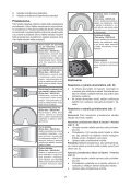 BlackandDecker Outil Oscillatoire- Hpl108 - Type H1 - Instruction Manual (Slovaque) - Page 7