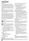 BlackandDecker Scie Sauteuse- Ks777 - Type 1 - Instruction Manual (Européen Oriental) - Page 6