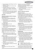BlackandDecker Scie Sauteuse- Ks777 - Type 1 - Instruction Manual (Balkans) - Page 7