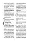 BlackandDecker Scie Circulaire- Ks1400l - Type 1 - Instruction Manual (Slovaque) - Page 5
