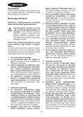 BlackandDecker Scie Circulaire- Ks1300 - Type 1 - Instruction Manual (la Hongrie) - Page 4