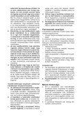 BlackandDecker Scie Circulaire- Ks1300 - Type 1 - Instruction Manual (la Hongrie) - Page 7
