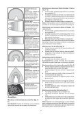 BlackandDecker Outil Oscillatoire- Mt300 - Type 1 - Instruction Manual (Roumanie) - Page 7