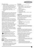 BlackandDecker Scie Sauteuse- Ks901sek - Type 1 - Instruction Manual (Lituanie) - Page 7