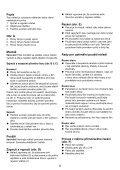 BlackandDecker Scie- Ks890gt - Type 1 - Instruction Manual (Tchèque) - Page 6