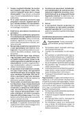 BlackandDecker Scie A Onglets- Sms216 - Type 1 - Instruction Manual (la Hongrie) - Page 7
