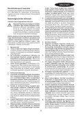 BlackandDecker Scie Sauteuse- Ks800ew - Type 1 - Instruction Manual (la Hongrie) - Page 5
