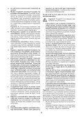 BlackandDecker Scie Sauteuse- Ks800ew - Type 1 - Instruction Manual (la Hongrie) - Page 6