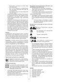 BlackandDecker Scie Sauteuse- Ks800ew - Type 1 - Instruction Manual (la Hongrie) - Page 7