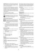 BlackandDecker Scie- Ks890e - Type 4 - Instruction Manual (Pologne) - Page 5