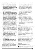 BlackandDecker Scie Circulaire- Cd602 - Type 2 - Instruction Manual (Anglaise) - Page 7