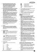 BlackandDecker Scie Circulaire- Cs1500 - Type 1 - Instruction Manual (Russie - Ukraine) - Page 5